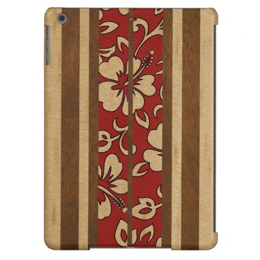 Cajas hawaianas del aire del iPad de la tabla Funda Para iPad Air