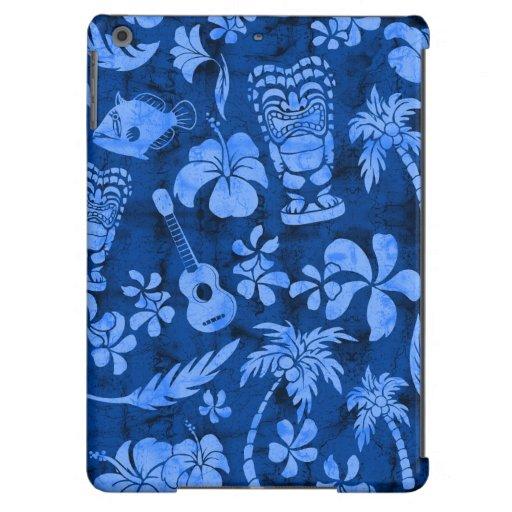 Cajas hawaianas del aire del iPad del batik de la Funda Para iPad Air