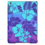 Cajas hawaianas del aire del iPad del hibisco de l