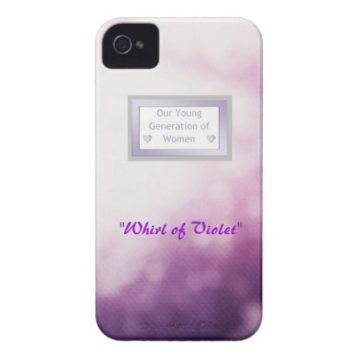 """Cajas intrépidas de encargo """"giro de Blackberry de Carcasa Para iPhone 4"""
