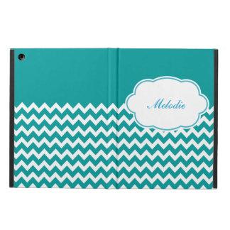 Cajas lindas del aire del iPad del monograma