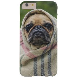 Cajas lindas del teléfono del primer del perro funda barely there iPhone 6 plus