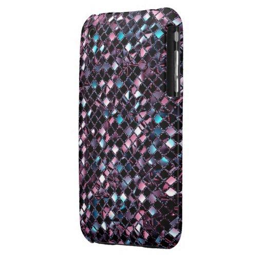 Cajas multi del teléfono del efecto de la Case-Mate iPhone 3 protector