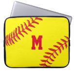 Cajas personalizadas del béisbol para el ordenador funda ordendadores