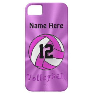 Cajas personalizadas lindas del voleibol del iPhone 5 Case-Mate carcasa