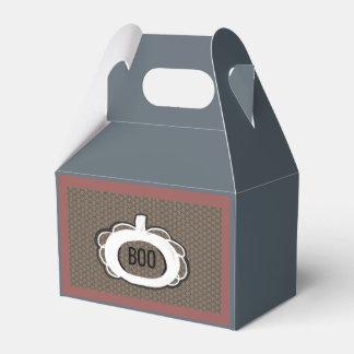 Cajas primitivas adorables de la invitación de caja para regalos de fiestas