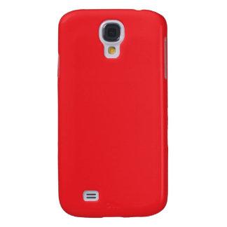 Cajas rojas del iPhone (rojo brillante) Funda Para Galaxy S4