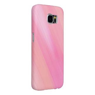 Cajas rosadas femeninas de la galaxia S6 de Fundas Samsung Galaxy S6