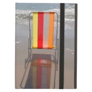Cajas tropicales del aire del iPad de la playa