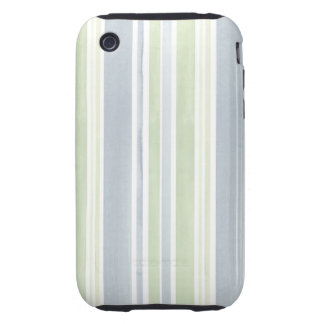 Cajas universales rayadas del teléfono iPhone 3 tough carcasa