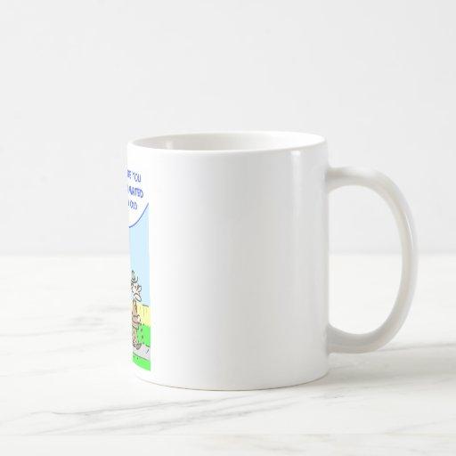 cajero automático taza de café