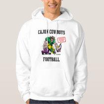 Cajon Cowboys Football Hoodie