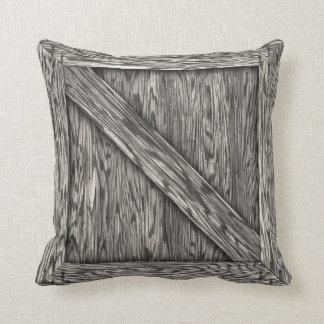 Cajón de la abrazo - Driftwood Cojines