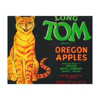 Cajón largo LabelMonroe de Tom Apple, O Lona Estirada Galerías