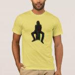 Cajon Player Neon T-Shirt