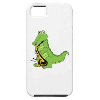 CAJUN ALLIGATOR iPhone 5 CASE