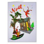 Cajun Bayou Christmas Cards