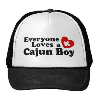 Cajun Boy Mesh Hat