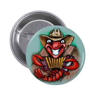 Cajun 2 Inch Round Button