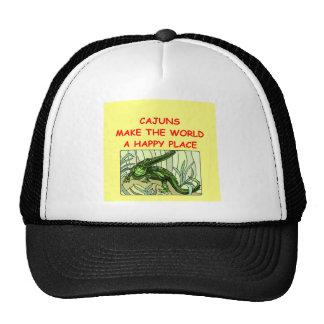 cajun cajuns trucker hat