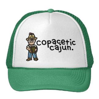 cajun cap. trucker hat