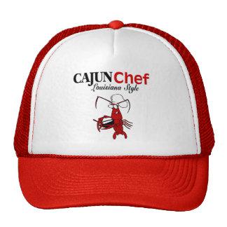 Cajun Chef Trucker Hats