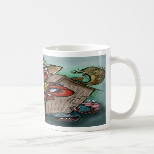 Cajun Coffee Mug