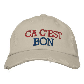 Cajun Cookin' by SRF Embroidered Baseball Caps