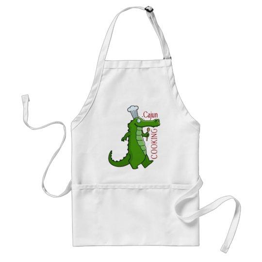 cajun_cooking adult apron