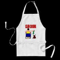 Cajun Cooking aprons
