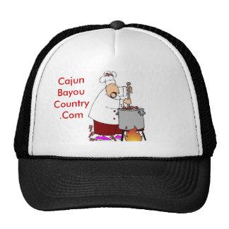 Cajun Cooking Crawfish Trucker Hats