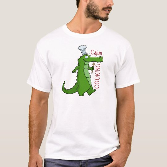 cajun_cooking T-Shirt