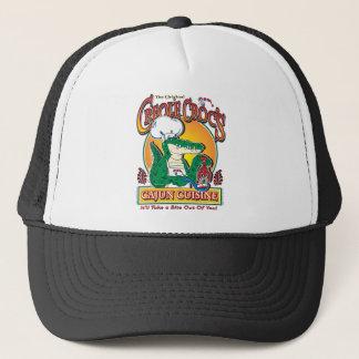 Cajun Crocs Ceole Cuisine Trucker Hat