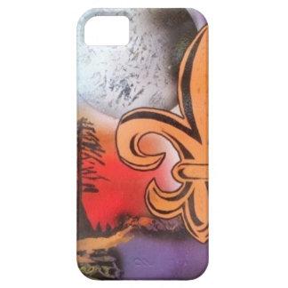Cajun Dog Barking iPhone 5 Covers