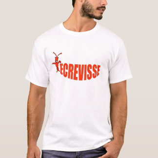 "Cajun ""Ecrevisse"" (Crawfish) T-Shirt"