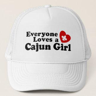 Cajun Girl Trucker Hat