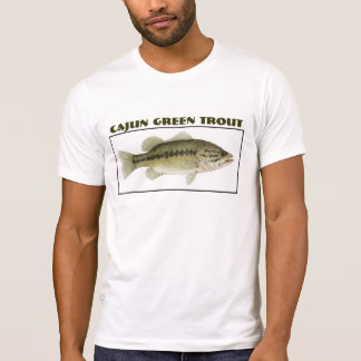 Cajun Green Trout T-Shirt