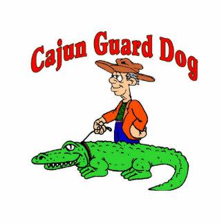 Cajun Guard Dog Statuette
