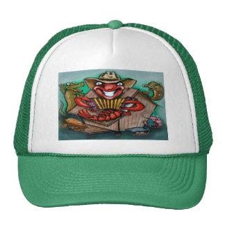 Cajun Trucker Hats