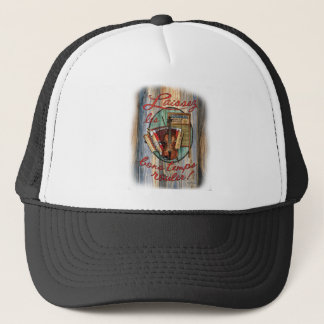 Cajun-Music-Instruments Trucker Hat