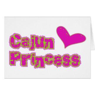 Cajun Princess Cards