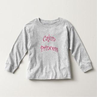 Cajun Princess Toddler T-shirt