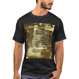 CAJUN SEXY COOKING SONG T-Shirt