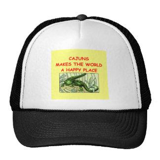 cajuns trucker hat