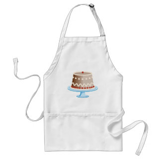 Cake Adult Apron