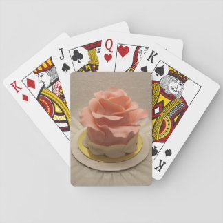 Cake and Cards Vien Rose' Poker Cards