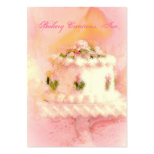 Cake decorating business card templates bizcardstudio cake art i business card reheart Choice Image