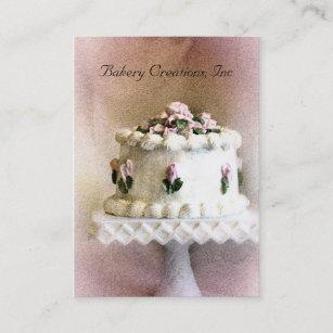 Art cakes business cards templates zazzle cake art iv business card reheart Choice Image