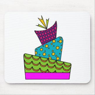 Cake Art Mouse Pad