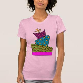 Cake Art Tee Shirt